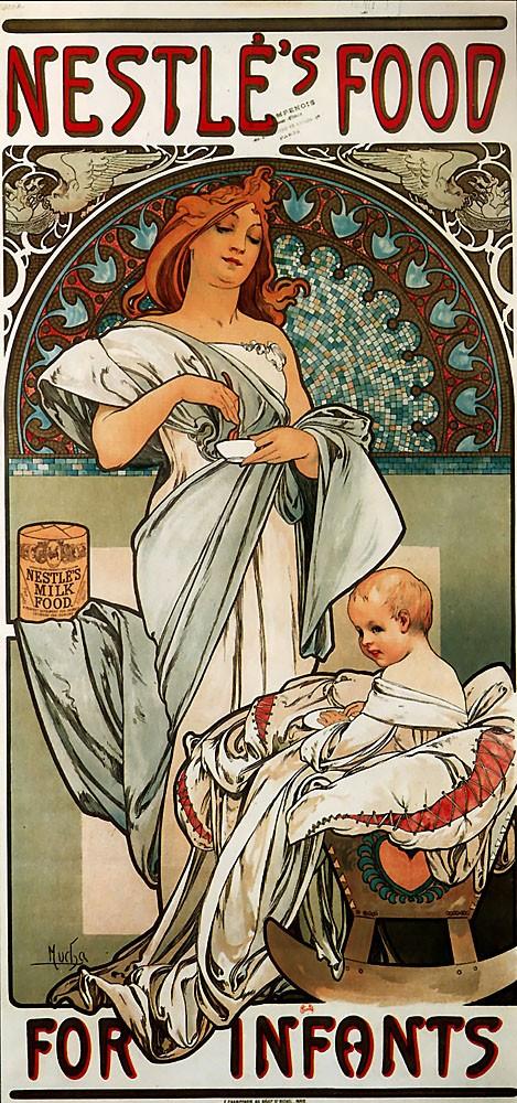 Nestles Food For Infants 1897